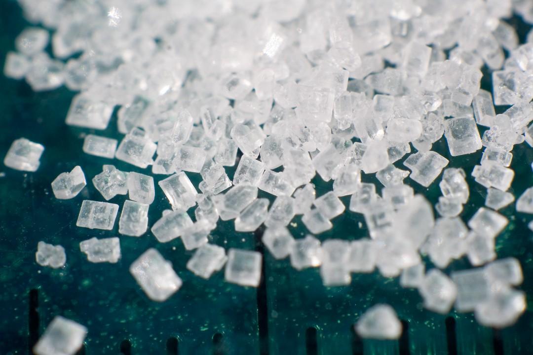 Refined White Organic Sugar