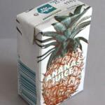 Förpackning Ananasjuice - 0,25 L